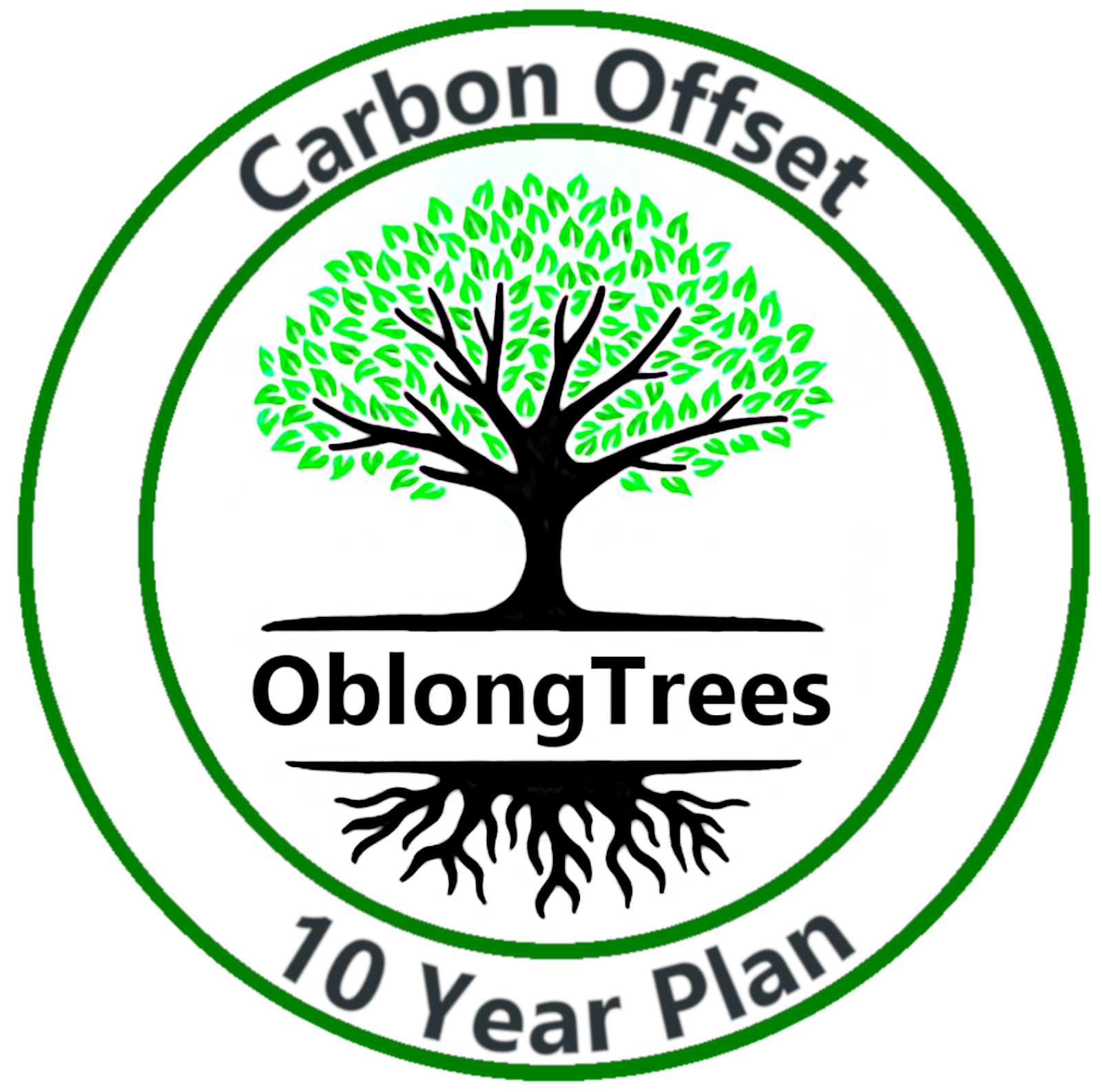 OblongTrees Carbon Offset